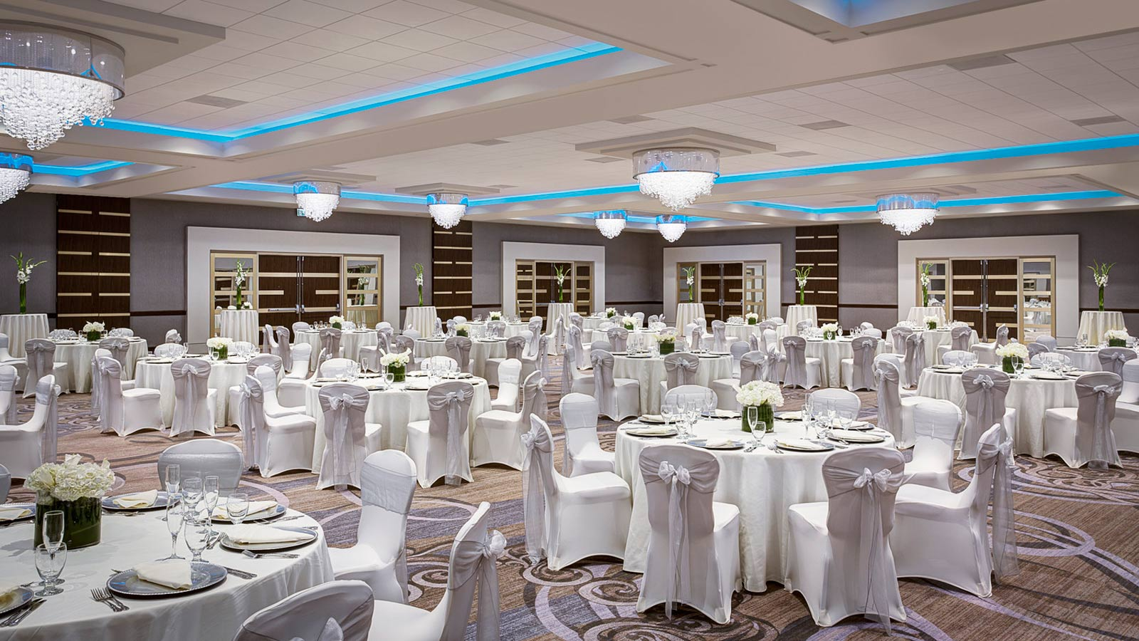 Wedding Venues in Houston - Reception